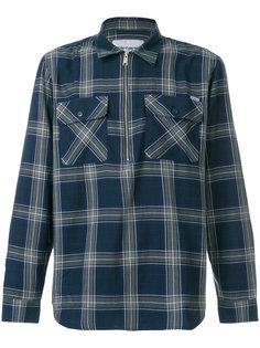 клетчатая рубашка Carhartt
