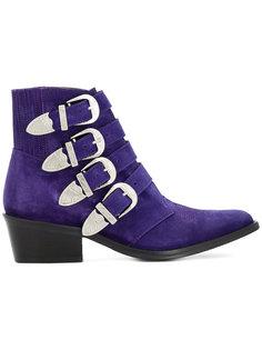 ковбойские ботинки Toga Pulla