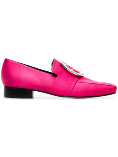 pink Harput satin Loafers Dorateymur