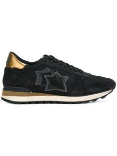 кроссовки с заплатками в виде звезд Atlantic Stars
