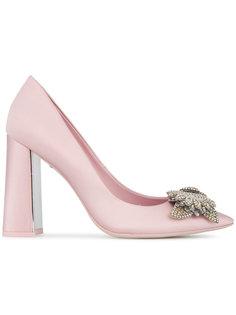 декорированные туфли Lilico 100 Sophia Webster