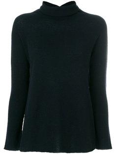 свитер с высокой горловиной Lamberto Losani