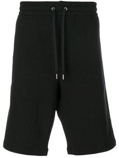 классические спортивные шорты с логотипом Versace