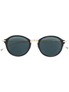 солнцезащитные очки в круглой оправе Thom Browne Eyewear