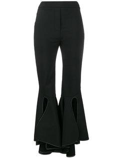 узкие брюки клеш Ellery
