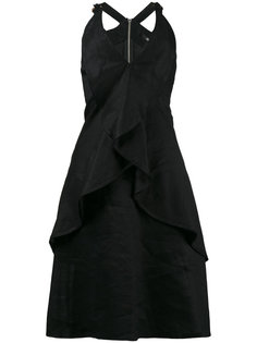 платье с V-образным вырезом Kitx