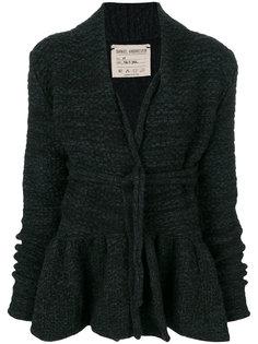 трикотажный пиджак с поясом Daniel Andresen