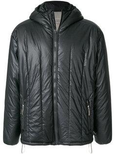 стеганая куртка с капюшоном Maison Margiela