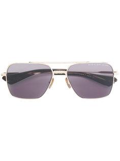 солнцезащитные очки с квадратной оправой Flight  Dita Eyewear