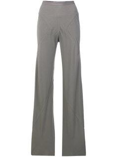 брюки-палаццо Bias Rick Owens