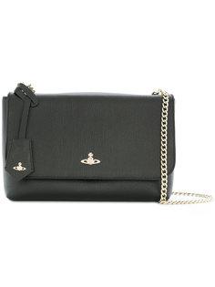 сумка на плечо с логотипом Vivienne Westwood