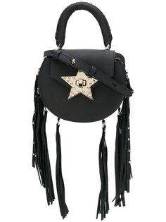 сумка через плечо со звездой Salar