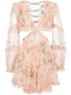 платье Prima Floating Zimmermann