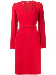платье с V-образным вырезом Stella McCartney