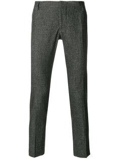 классические укороченные брюки Entre Amis