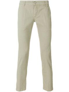 укороченные брюки узкого кроя Entre Amis