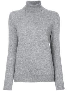 свитер с высоким воротником N.Peal