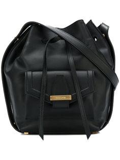 маленькая сумка Abbey Visone