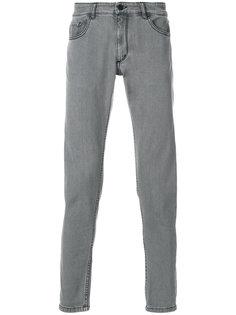 джинсы скинни Hydrogen