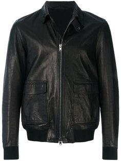 повседневная куртка на молнии  Salvatore Santoro