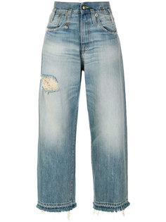 джинсы с завышенной талией R13
