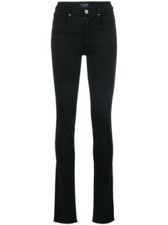 джинсы с завышенной талией Armani Jeans