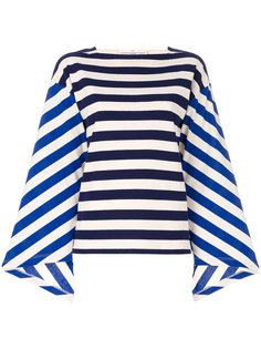 полосатая футболка Nora Golden Goose Deluxe Brand
