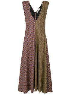 платье с V-образным вырезом  Golden Goose Deluxe Brand