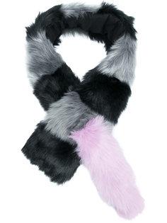 шарф в полоску Charlotte Simone