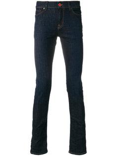 зауженные джинсы  7 For All Mankind