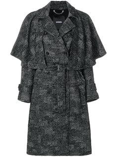 пальто в стиле пэчворк W-Jadew Diesel