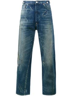 джинсы Vintage 1915 501 с эффектом потертости  Levis Vintage Clothing