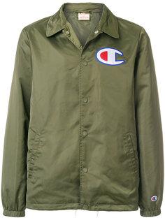 куртка с логотипом Champion
