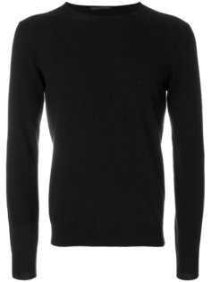 свитер с полосками по бокам Daniele Alessandrini