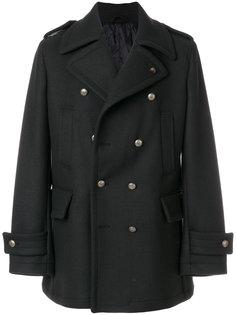 двубортное пальто Gabriele Pasini