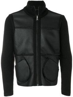 куртка с панельным дизайном Daniele Alessandrini