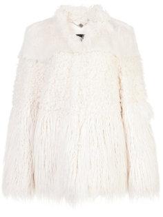 пальто из искусственного меха Marc Cain