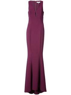 облегающее платье с V-образным вырезом Likely