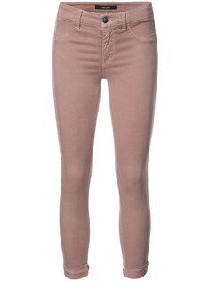 cropped skinny jeans  J Brand
