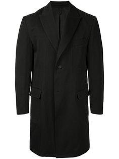 удлиненный пиджак  Kent & Curwen