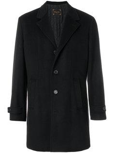 однобортное пальто Paltò