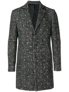 пальто с пятнистым узором Daniele Alessandrini