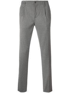 плиссированные брюки Daniele Alessandrini