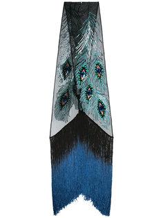 шарф с пайетками Rockins