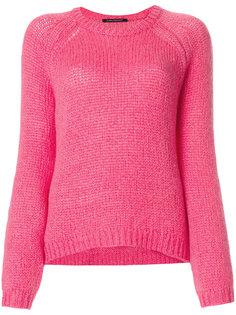 свитер с круглым вырезом Luisa Cerano