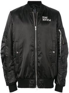 куртка-бомбер Odeur