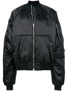 объемная куртка бомбер Odeur
