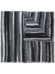 шарф в полоску Missoni