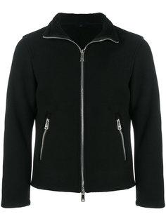 стеганая куртка на молнии Armani Jeans
