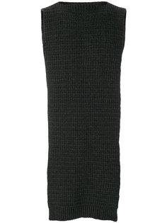 свитер с шарфом Chalayan
